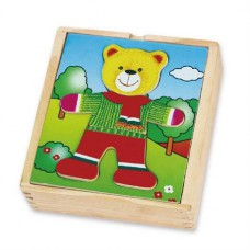 Игровой набор Гардероб медведя