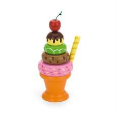 Игровой набор Мороженное с фруктами Вишенка