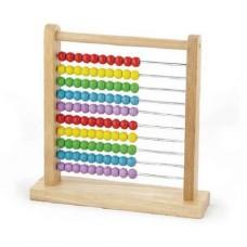 Игрушка обучающая Счеты средние