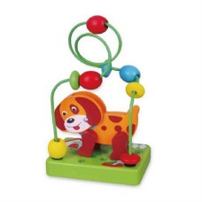 Игрушка развивающая мини лабиринт Собачка