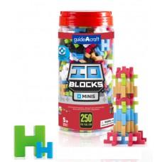 Конструктор Guidecraft IO Blocks Minis 250 деталей