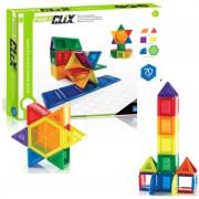 Конструктор Guidecraft PowerClix Solids 70 деталей