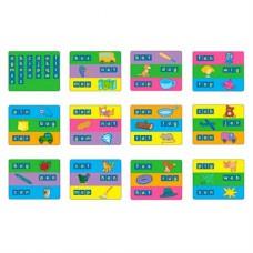 Набор для обучения Карточки для набора Занимательные буквы