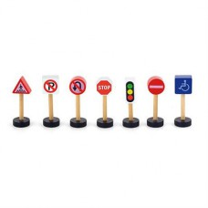 Набор к железная дорога Дорожные знаки