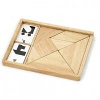 Развивающая игрушка Танграм геометрия
