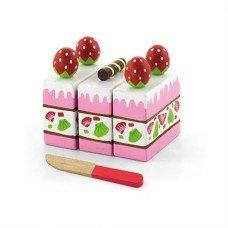 Игровой набор Клубничный торт