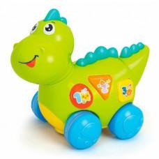 Игрушка Динозавр Догони меня