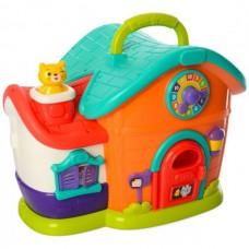 Игрушка Кукольный домик пластик