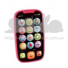 Игрушка для новорожденного Мой первый смартфон
