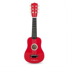 Игрушка музыкальная Гитара красный