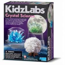 Набор для творчества Наука о кристаллах