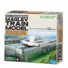 Набор для творчества Поезд на магнитной подушке