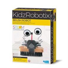 Набор для творчества Робот-щетка
