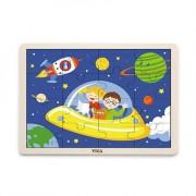 Пазл деревянный Viga toys Космос