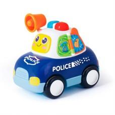 Первая машинка Полицейская машина