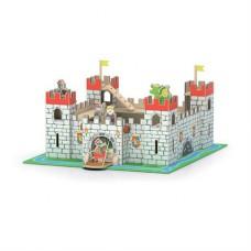 Игровой набор Деревянный замок