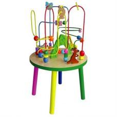 Игрушка развивающая столик с лабиринтом