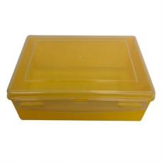 Контейнер пластиковый Gigo желтый