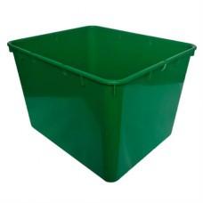 Контейнер пластиковый открытый Gigo зеленый