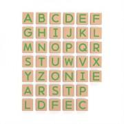 Набор Магнитные буквы Заглавные 40 шт