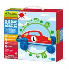 Набор для творчества 4M Автомобиль на солнечной энергии
