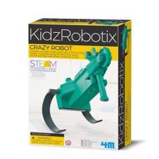 Набор для творчества 4M Шальной робот