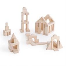 Набор строительных блоков Unit Blocks 84 шт