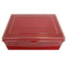 Контейнер пластиковый Gigo красный