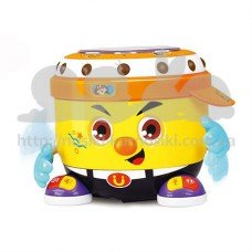 Игрушка музыкальная Веселый барабан
