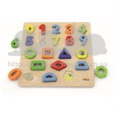 Набор для обучения Цифры и формы