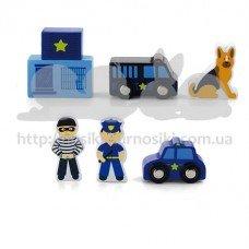 Набор к железной дороге Полицейский участок