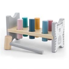 Игровой набор Viga Toys PolarB Забей гвоздик 44009