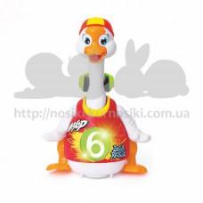 Игрушка Hola Toys Танцующий гусь 828-red