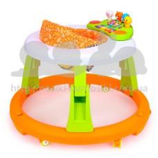 Ходунки Hola Toys с пианино и зверушками 2103