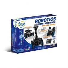 Конструктор Gigo Робототехника умные машины гусеничная техника 7412