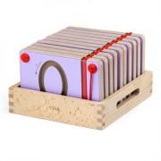 Набор для написания магнитных цифр Viga Toys 10 шт 50339