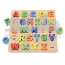 Набор для обучения Viga Toys Алфавит: слово на букву 50124
