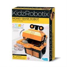 Научный набор 4M Робот-копилка 00-03422