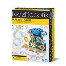 Научный набор 4M Робот-мыльные пузыри 00-03423