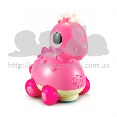 Каталка Hola Toys Динозавр 6110F