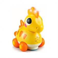Каталка Hola Toys Стегозавр 6110D