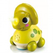 Каталка Hola Toys Трицератопс 6110B