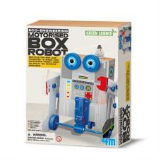 Набор для творчества 4M Робот из коробок