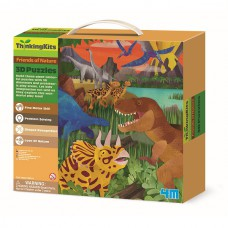 3D-пазл Динозавры