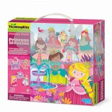 3D-пазл Принцессы