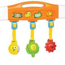 Игрушка для новорожденного Счастливый малыш