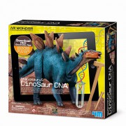 Набор для творчества ДНК динозавра Стегозавр