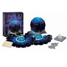 Набор для творчества Проектор ночного неба