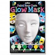 Набор для творчества Разрисуй светящуюся маску