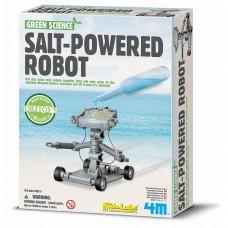 Набор для творчества Робот на энергии соли